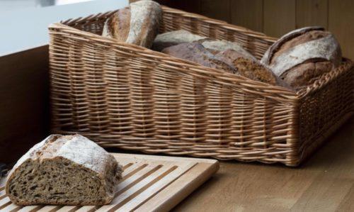 pain bio semi complet à la coupe